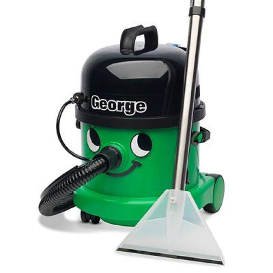 Numatic George GVE370 Wet and Dry Cylinder Vacuum