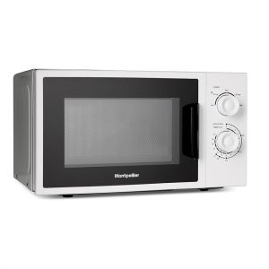 Montpellier MMW21W 20 Litre Solo Microwave White