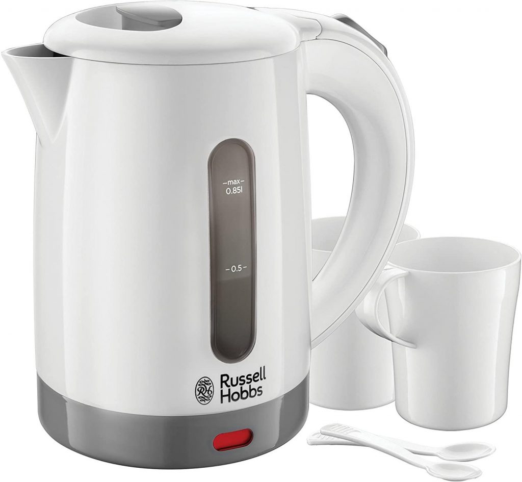 Russell Hobbs 23840 Compact Travel Electric Kettle
