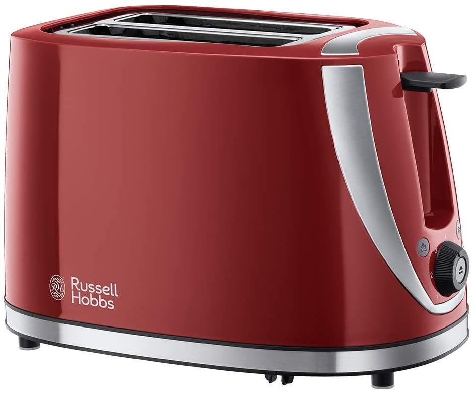 Russell Hobbs 21411 Mode 2-Slice Toaster Red