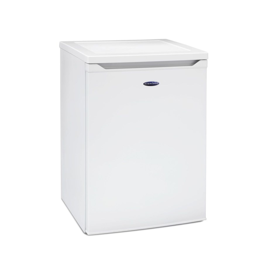IceKing RZ6104W 60cm Under Counter Freestanding Freezer White