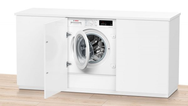 Bosch WIW28301GB Serie 6 Integrated 8kg Washing machine - White