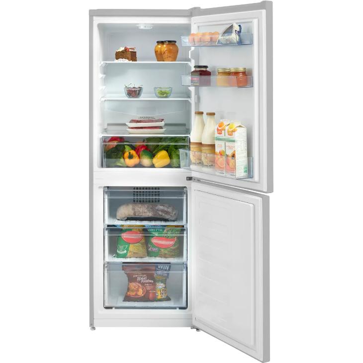 Beko Cfg3552s 50  50 Frost Free Fridge Freezer