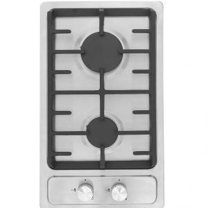 Montpellier MGH30X 30cm Domino Gas Hob Stainless Steel