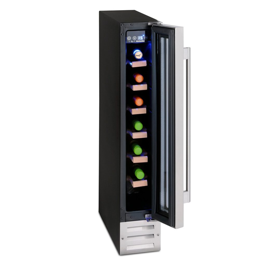 Montpellier WC7X 7 Bottle Wine Cooler