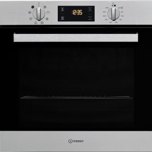 Indesit IFW6340IX | Built-in Electric Single Oven - Stainless Steel