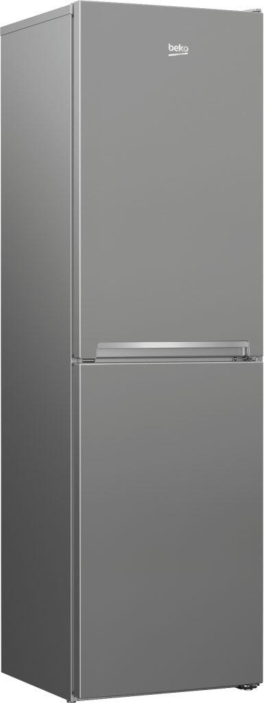 BEKO CFG3582S 54CM Free Standing 50/50 Fridge Freezer - Silver