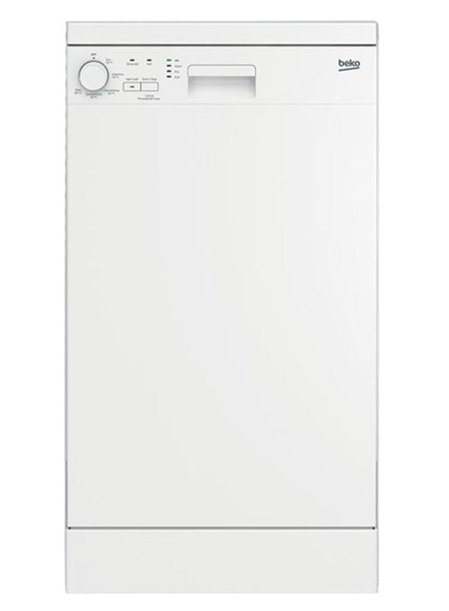 half-dishwasher
